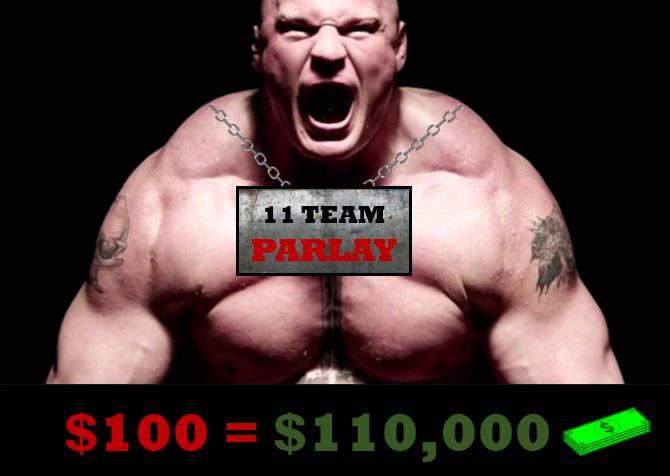 MMA Parlay