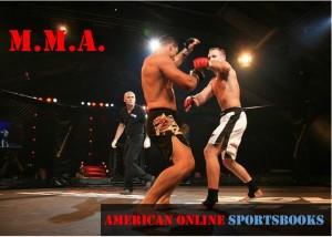 American MMA betting sites