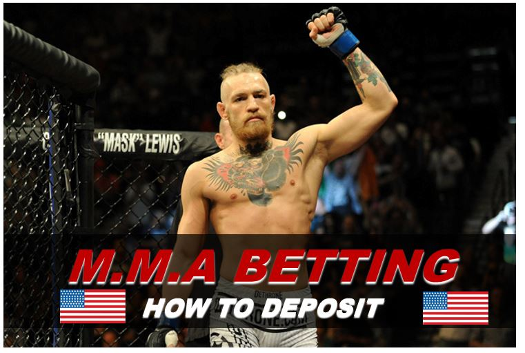 How to deposit on mma betting sites