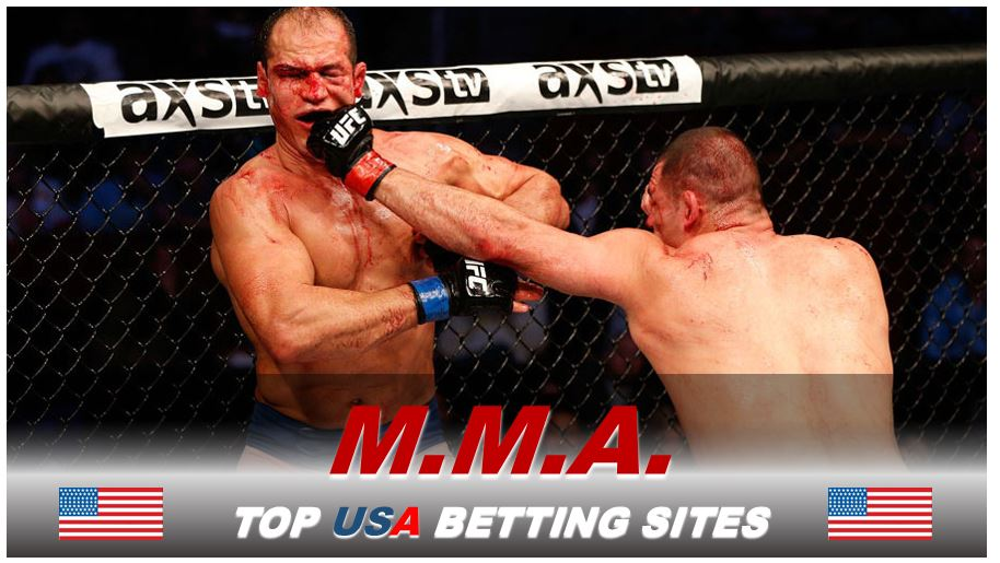How to bet on MMA from United States