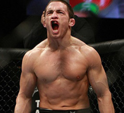 Jake Ellenberger Profile