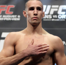 Rory MacDonald Profile